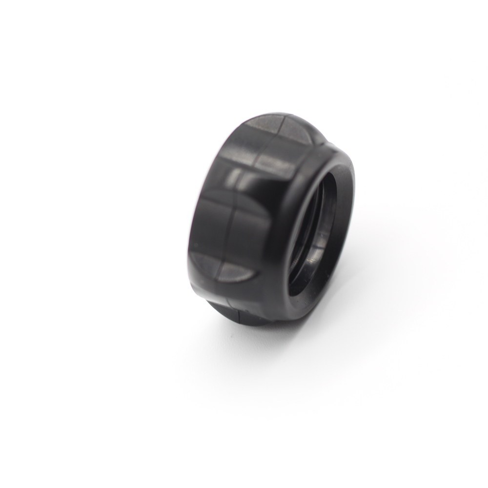 Plastic mobile phone bracket nut