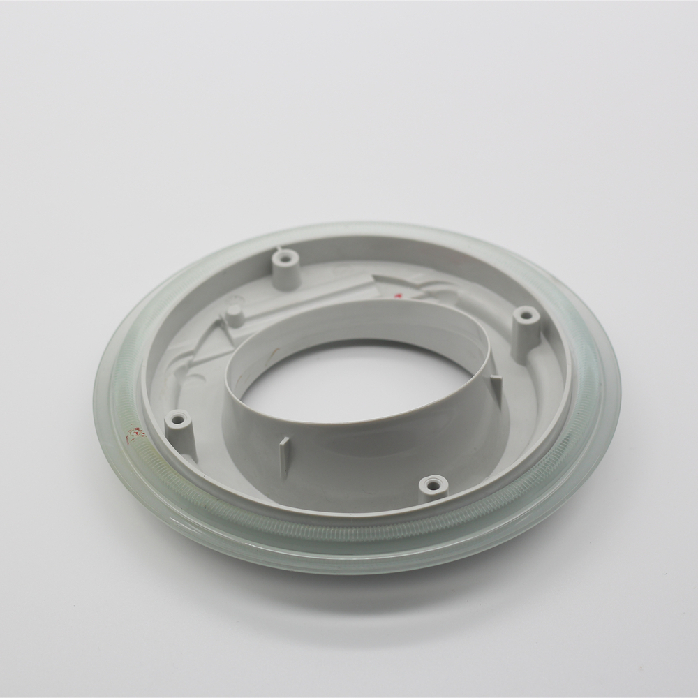 Design Of Automobile White Light Parts By Injection Molding